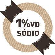 Baixo sódio 1% vd