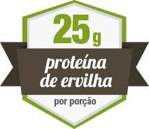 25g de Proteína de Ervilha