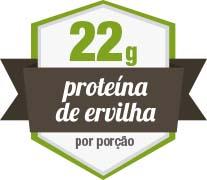 22g de Proteína de Ervilha