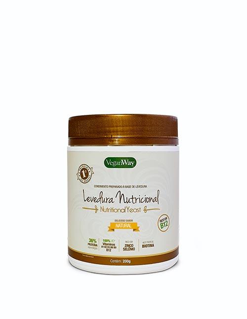 Levedura Nutricional sabor Natural