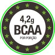 4,2g de BCAA