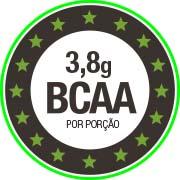 3,8g de BCAA por Porção