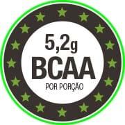 5,2g de BCAA por porção