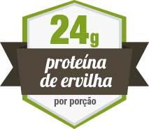 24g de proteína de Ervilha