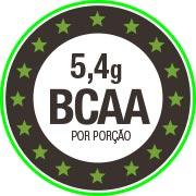 5,4g de BCAA