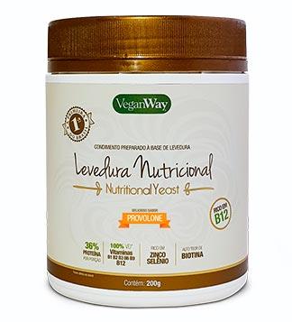 Levedura Nutricional sabor Provolone